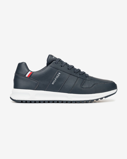 Tommy Hilfiger Modern Corporate Leather Runner Tenisky