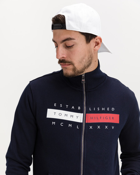 Tommy Hilfiger Global Mikina