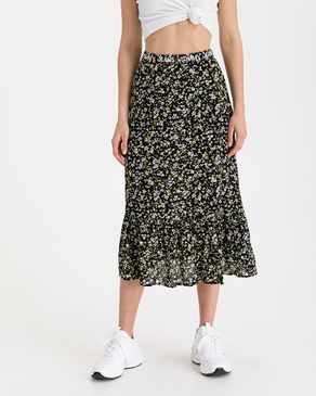 Tommy Jeans Tiered Floral Sukně