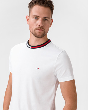 Tommy Hilfiger Cool Contrast Collar Triko