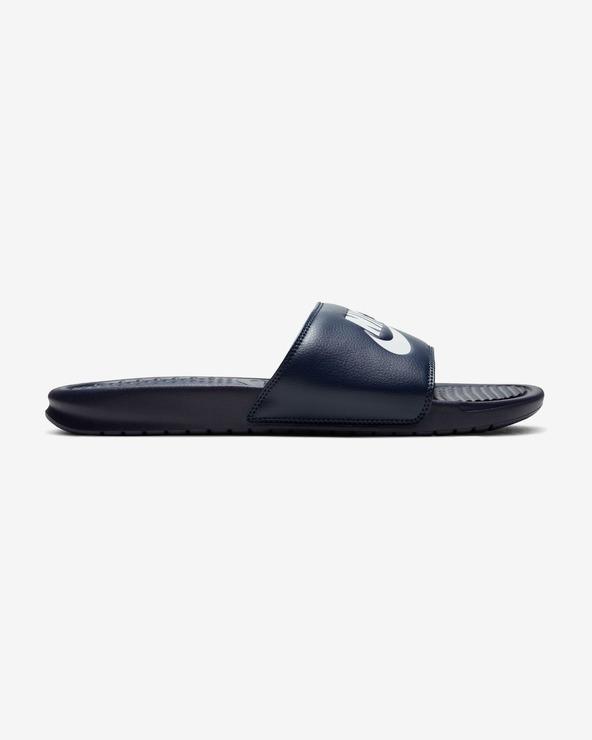 Nike Benassi JDI Pantoffeln Blau