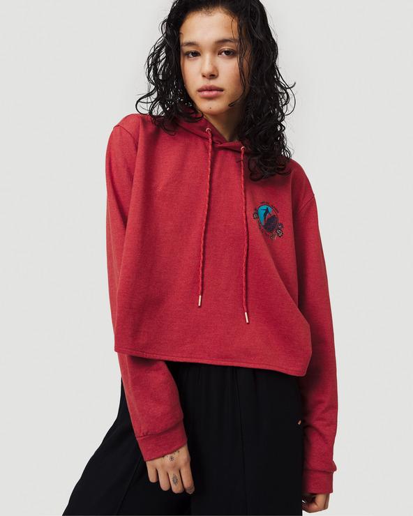 O'Neill Moraga Sweatshirt Rot
