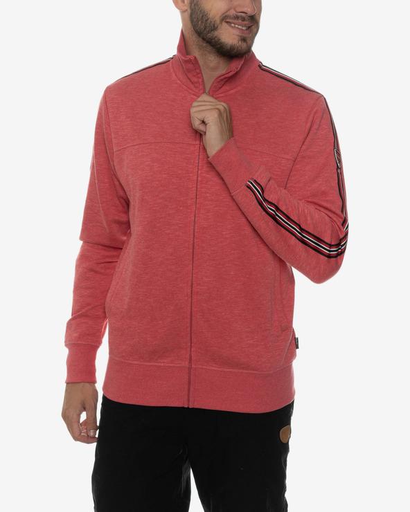 Sam 73 Sweatshirt Rot