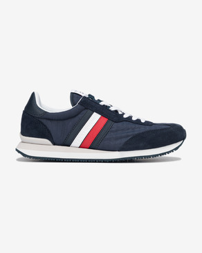 Tommy Hilfiger Low Mix Runner Stripes Tenisky