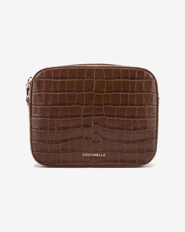 Coccinelle Handtasche Braun
