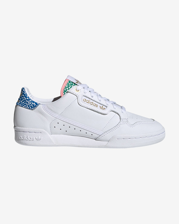 adidas Originals Continental 80 Tennisschuhe Weiß