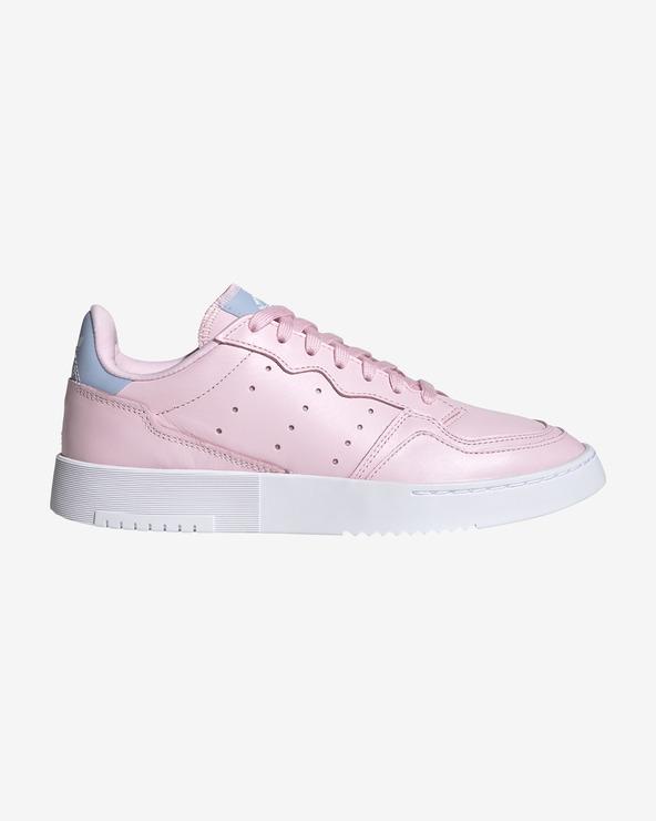 adidas Originals Supercourt Tennisschuhe Rosa