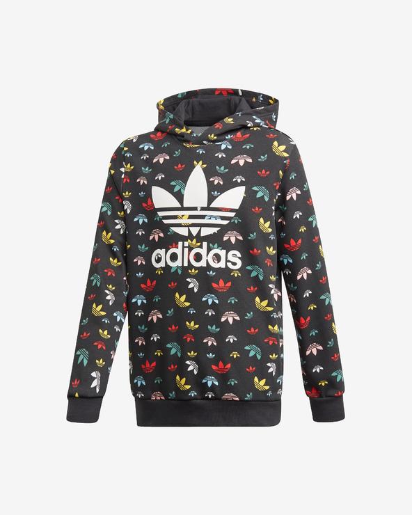 adidas Originals Sweatshirt Kinder Schwarz