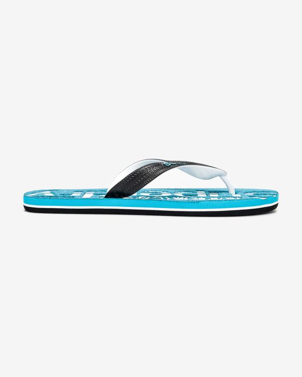 SuperDry Scuba Grit Flip-Flops Blau