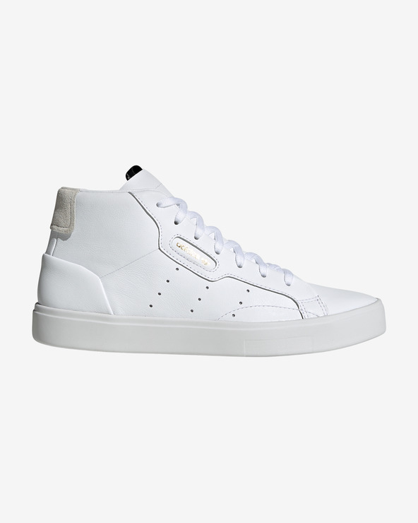 adidas Originals Sleek Mid Tennisschuhe Weiß