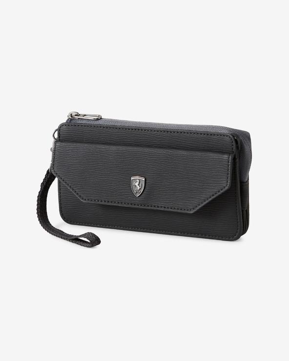 Puma Ferrari Style Geldbörse Schwarz
