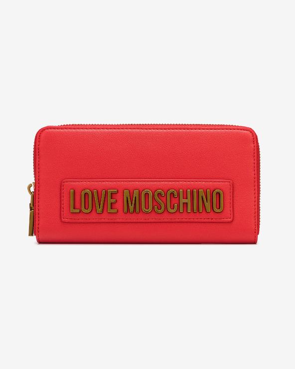 Love Moschino Geldbörse Rot
