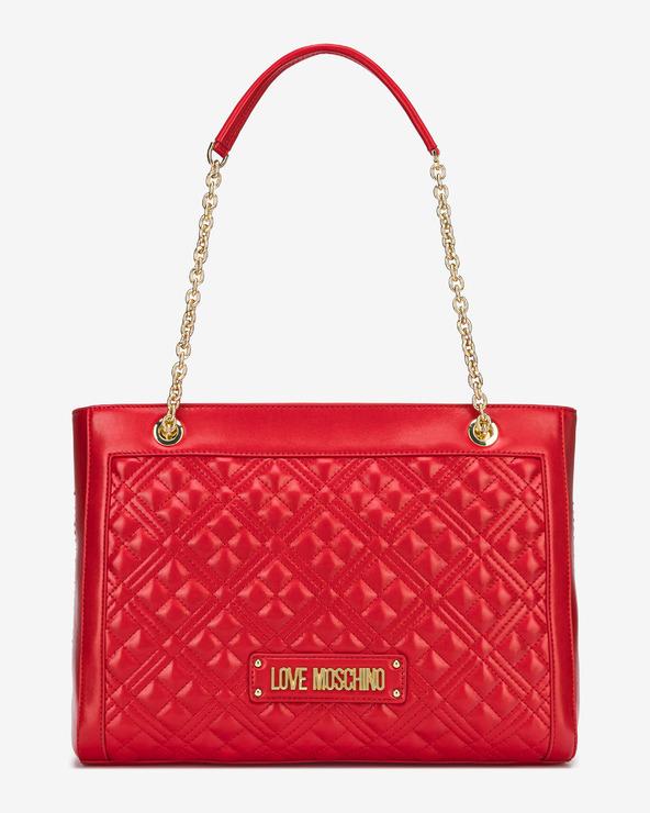 Love Moschino Handtasche Rot