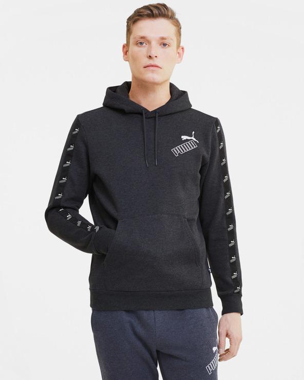 Puma Amplified Sweatshirt Schwarz