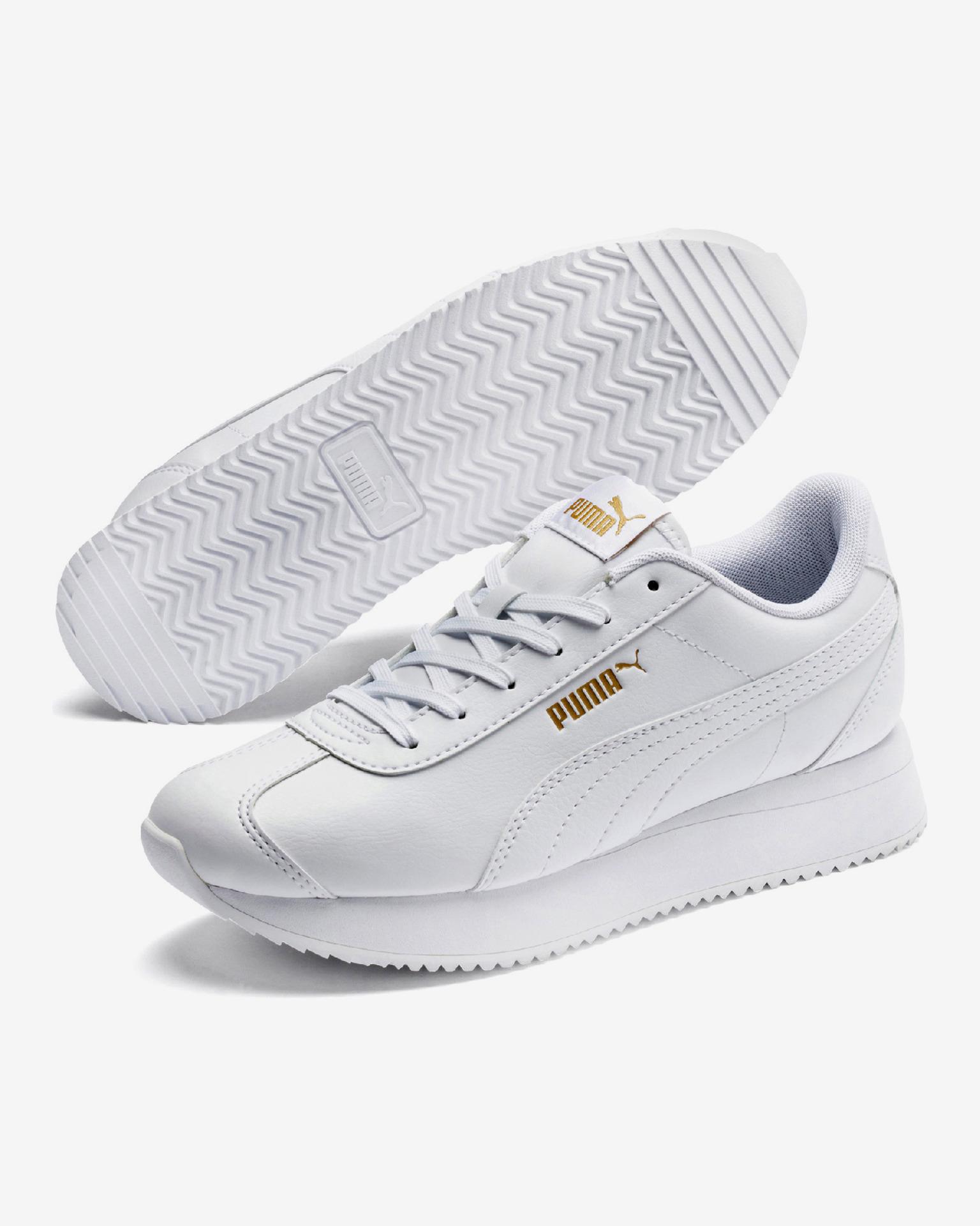 Puma - Turino Stacked Sneakers Bibloo.com
