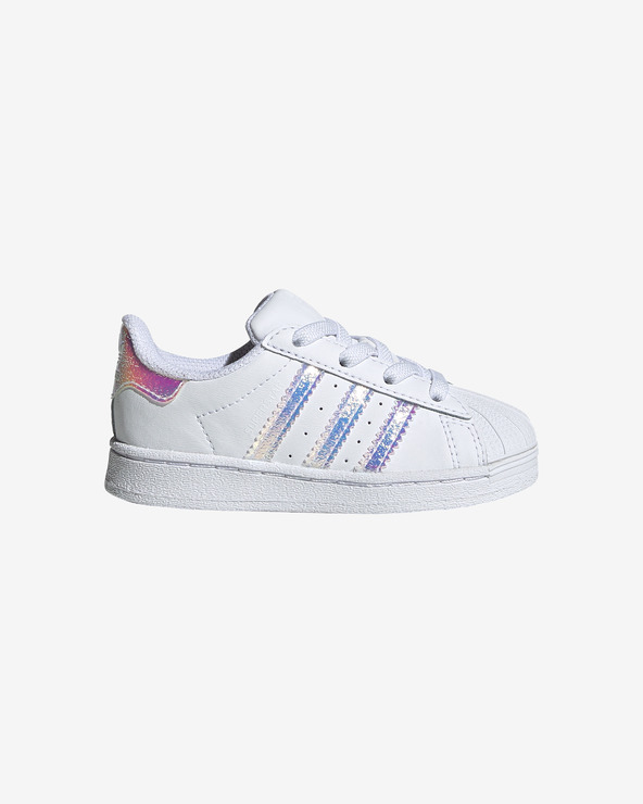 adidas Originals Superstar Kinder Tennisschuhe Weiß